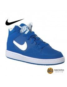 NIKE PRIORITY MID GS ROYAL BLUE