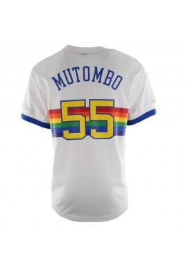 DENVER NIGGETS MUTOMBO