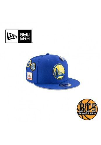 NEW ERA GOLDEN STATE WARRIORS DRAFT 2018