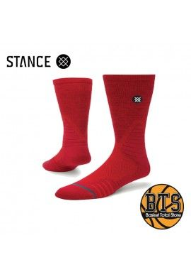STANCE GAMEDAY RED