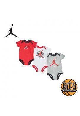 JORDAN FLIGHT PRINTED BABY PACK