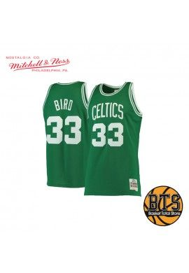 LARRY BIRD SWINGMAN JERSEY 85/86