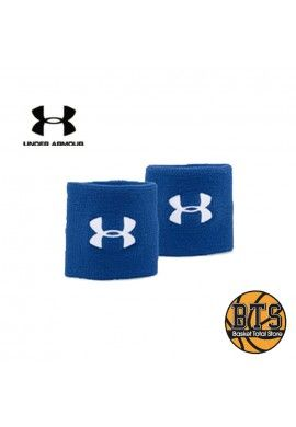 UA WRISTBAND BLUE