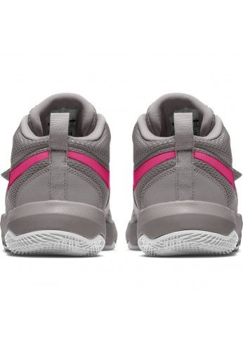 "NIKE TEAM HUSTLE D8 (GS) ""RACER PINK"""