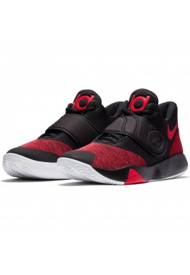 KD TREY 5 VI BLACK/UNIVERSITY RED