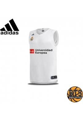 "Camiseta Adidas Real Madrid Baloncesto ""JUNIOR"" 2018/2019"