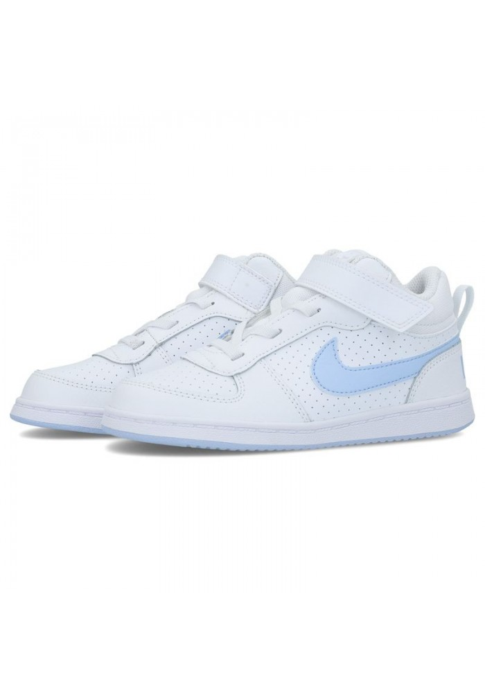 nike court borough mid gs zapatillas de baloncesto unisex bebé