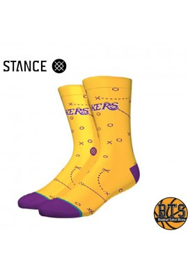 STANCE LAKERS PLAYBOOK
