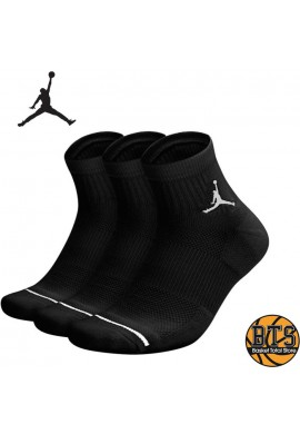 JORDAN EVERYDAY MAX ANKLE QUARTER (3 PAIR)