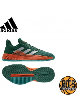 "ADIDAS PRO BOUNCE MADNESS LOW 2019  ""MIAMI HURRICANES"""