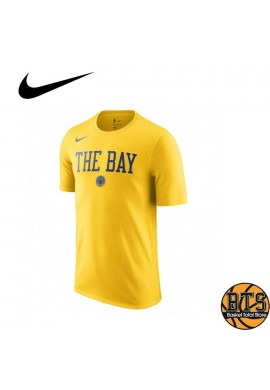 "CAMISETA GOLDEN STATE WARRIORS ""THE BAY"""