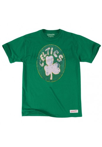 MITCHELL & NESS TEAM ARCH TEE CELTICS