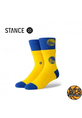 STANCE WARRIORS DOUBLE DOUBLE SOCKS
