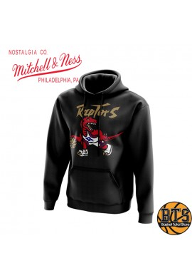MITCHELL AND NESS TORONTO RAPTORS DRIBBLE HOODIE