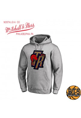 MITCHELL AND NESS TORONTO RAPTORS GOLD BITE GREY