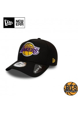 NEW ERA LAKERS NEW ERA BLACK BASE TRUCKER