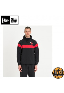 NEW ERA NBA WINDBREAKER CHICAGO BULLS