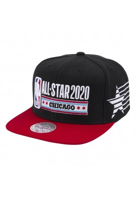 Side Stars Snapback All-Star