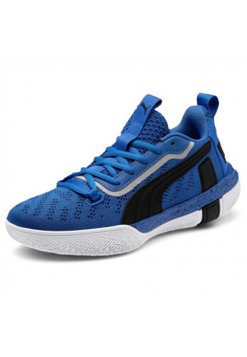 "PUMA LEGACY LOW ""STROG BLUE""  junior"