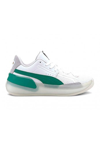 "PUMA CLYDE HARDWOOD JUNIOR ""POWER GREEN"""
