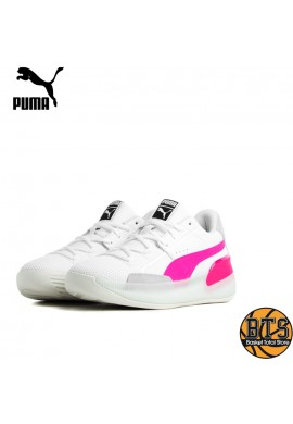 "PUMA CLYDE HARDWOOD JUNIOR ""POWER PINK"""