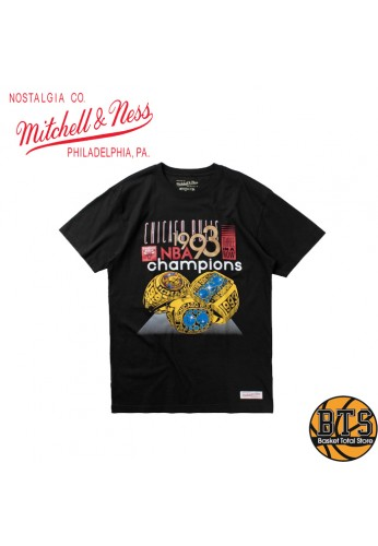 MITCHELL AND NESS CHICAGO BULLS LAST DANCE 93 CHAMPS